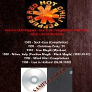 Red Hot Chili Peppers - Live & Hit Compilations 1989-1994 (6CD)