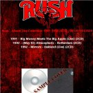 Rush - Album Live Collection 1991-1992 (6CD)