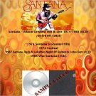 Santana - Album Greatest hits & Live 1974-1988 (6CD)