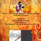 Santana - Corazon/Magic/Santana IV (Album+Live)2016 (6CD)