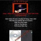 Sting - Album Bonus Version & Best Of 1994-1999 (5CD)