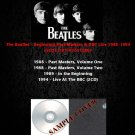 The Beatles - Beginning,Past Masters & BBC Live 1988-1994 (5CD)