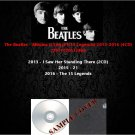 The Beatles - Albums (I Saw/21/15 Legends) 2013-2016 (4CD)