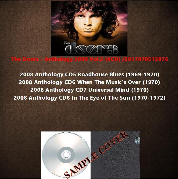 The Doors - Anthology 2008 Vol.2 (4CD)