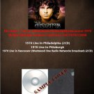 The Doors - Live In Philadelphia/Pittsburgh/Vancouver 1970 (5CD)