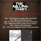 The Rolling Stones - Album Deluxe Live & Remastered 1965-1967 (6CD)