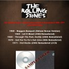 The Rolling Stones - Album Deluxe Bonus & Remastered 1968-1971 (6CD)
