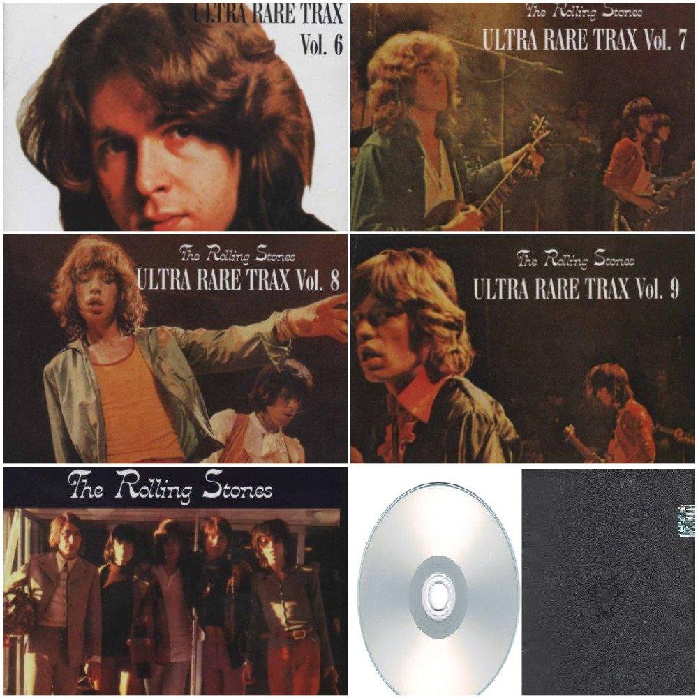 The Rolling Stones - Ultra Rare Trax 1989-92 Vol.6-10 (5CD)