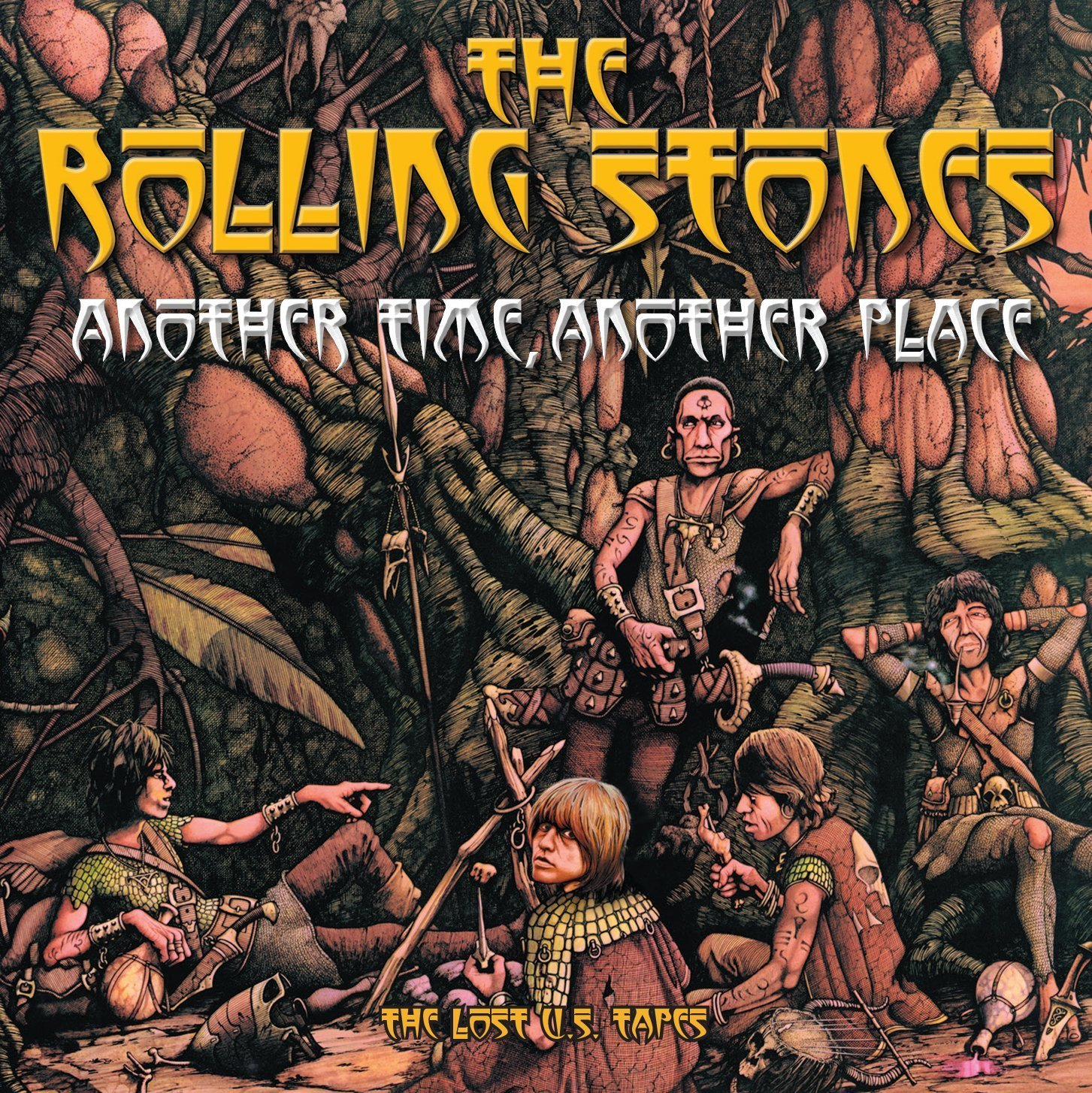 The Rolling Stones - Another Time, Another Place 2016 (6CD)