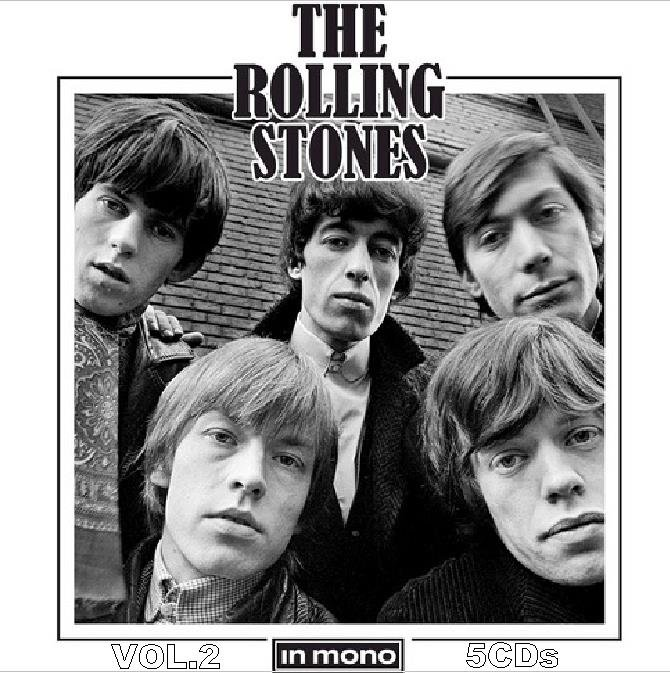 The Rolling Stones - The Rolling Stones In Mono 2016 Vol.2 (5CD)