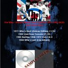 The Who - Deluxe Album Live & Rarities 1971-1984 (6CD)