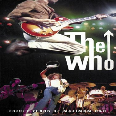 The Who - Thirty Years Of Maximum R&B 1994 (4CD)