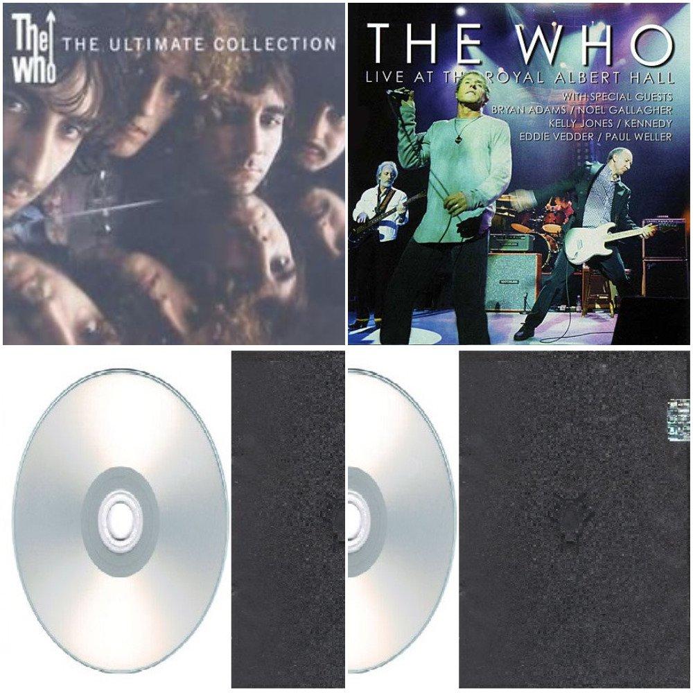 The Who - Royal Albert Hall & Ultimate Collection 2003 (5CD)