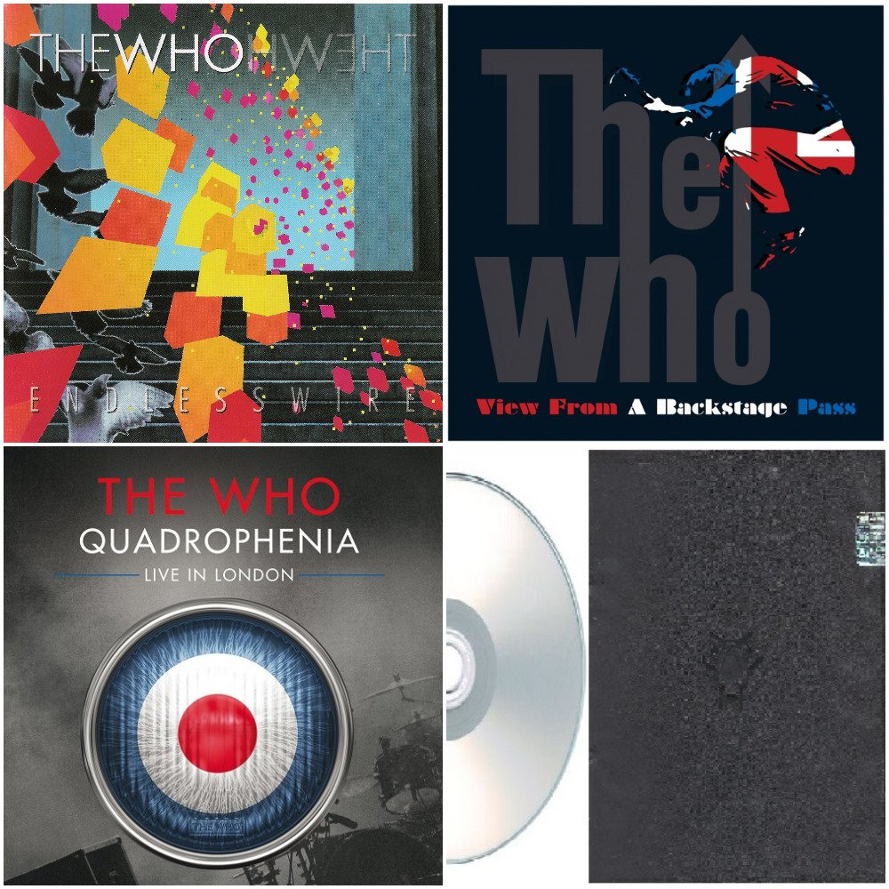 The Who - Deluxe Album & Live 2006-2014 (6CD)