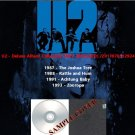 U2 - Deluxe Album Collection 1987-1993 (4CD)