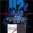U2 - Deluxe Album Collection 1997-2011 (5CD)