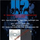 U2 - Deluxe Album & Live Collection 2012-2015 (5CD)