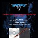 Van Halen - Album & Best Of Collection 1995-2004 (5CD)