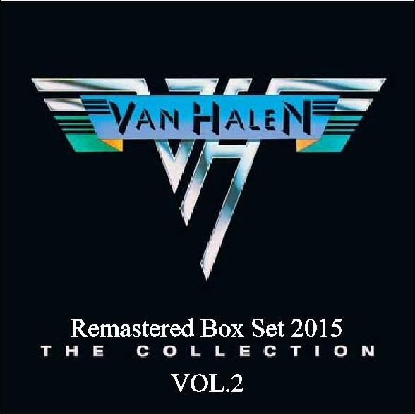 Van Halen - The Collection Remastered Box Set Vol.2 2015 (4CD)