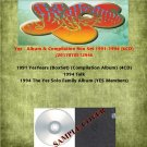 Yes - Album & Compilation Box Set 1991-1994 (6CD)