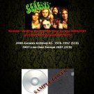 Genesis - Archive Vol.2 & Live Over Europe 2000/2007 (5CD)