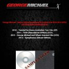 George Michael - Deluxe Album Remastered & Greatest Hits 2010-2014 (6CD)