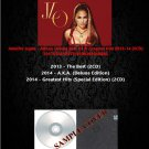Jennifer Lopez - Album Deluxe,Best Of & Greatest Hits 2013-14 (5CD)