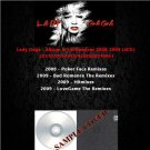 Lady Gaga - Album & Hit Remixes 2008-2009 (4CD)