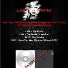 Lady Gaga - Deluxe Album Remix & Singles 2010-2011 (5CD)
