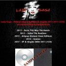 Lady Gaga - Deluxe Album Remixes & Singles 2011-2017 (5CD)