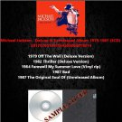 Michael Jackson - Deluxe & Unreleased Album 1979-1987 (5CD)
