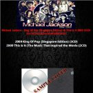 Michael Jackson - King Of Pop (Singapore Edition) & This Is It 2009 (5CD)