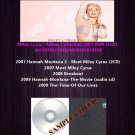 Miley Cyrus - Album Collection 2007-2009 (5CD)