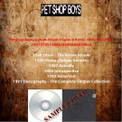 Pet Shop Boys - Deluxe Album Singles & Remix 1986-1991 (6CD)