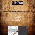 Pet Shop Boys - Album Compilation 1993-1995 (5CD)