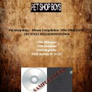 Pet Shop Boys - Album Compilation 1996-2000 (5CD)