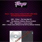 Prince - Album Deluxe & Best Of 2001-2004 (4CD)