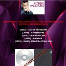 Robbie Williams - Deluxe Album,Live & Greatest Hits 2003-2009 (5CD)