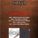 Shakira - Deluxe Album & Live 2009-2011 (5CD)