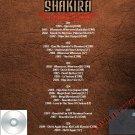 Shakira - Singles & EPs 1999-2009 (6CD)
