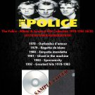 The Police - Album & Greatest Hits Collection 1978-1992 (6CD)