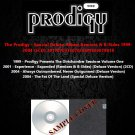 The Prodigy - Special Deluxe Album,Remixes & B-Sides 1999-2004 (5CD)