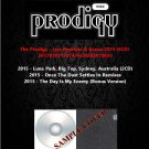 The Prodigy - Live,Remixes & Bonus 2015 (4CD)