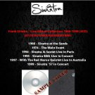 Frank Sinatra - Live Album Collection 1966-1999 (6CD)