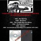 Freddie Mercury - Album Live & Remixes 1985-2000 (6CD)