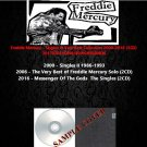 Freddie Mercury - Singles & Very Best Collection 2000-2016 (5CD)