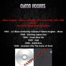Glenn Hughes - Album Collection & Greatest Hits 1992-1996 (6CD)