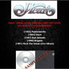 Heart - Album & Live Collection 1983-1991 (5CD)