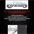 Heart - Album & Live Collection 1993-2002 (5CD)