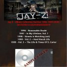 Jay-Z - Album Collection Rarities 1996-1999 (5CD)